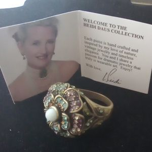 Heidi Daus Handcrafted Ring Collection (HSN)